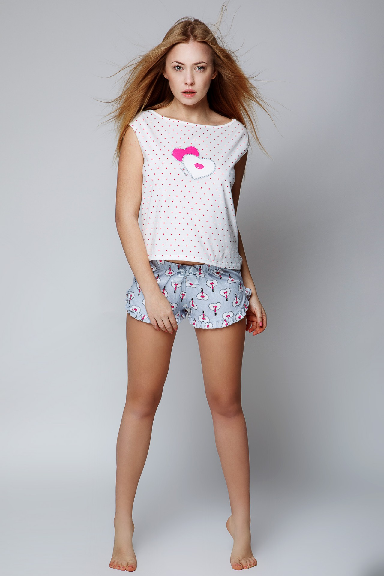 Пижама Piżama Pink Smile