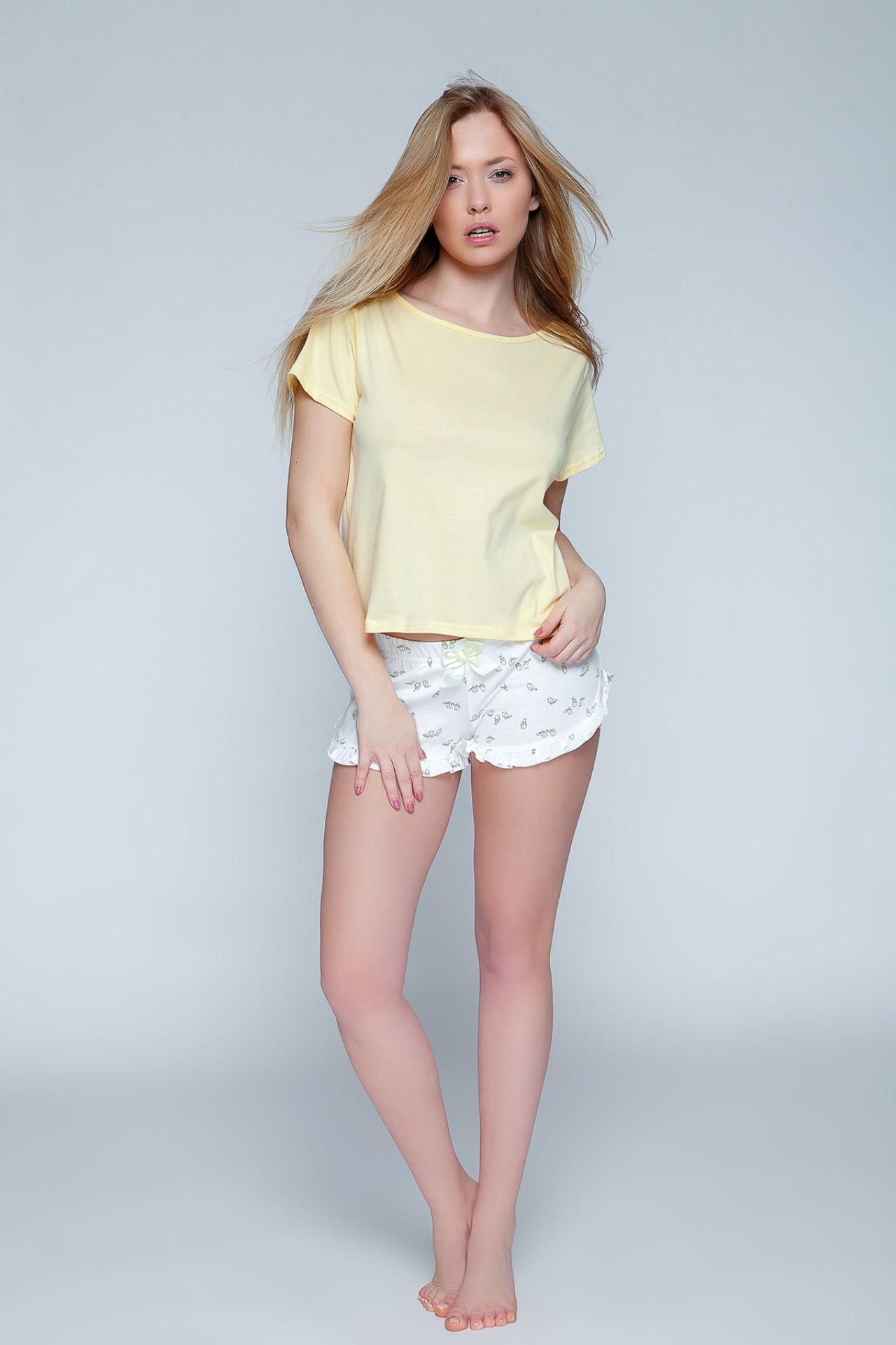 Пижама Pizama Yellow