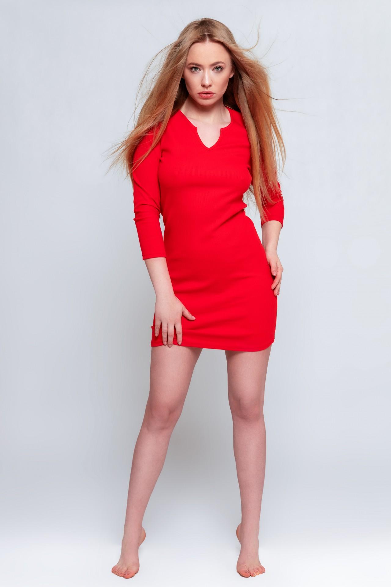 Сорочка Koszula Lady in Red