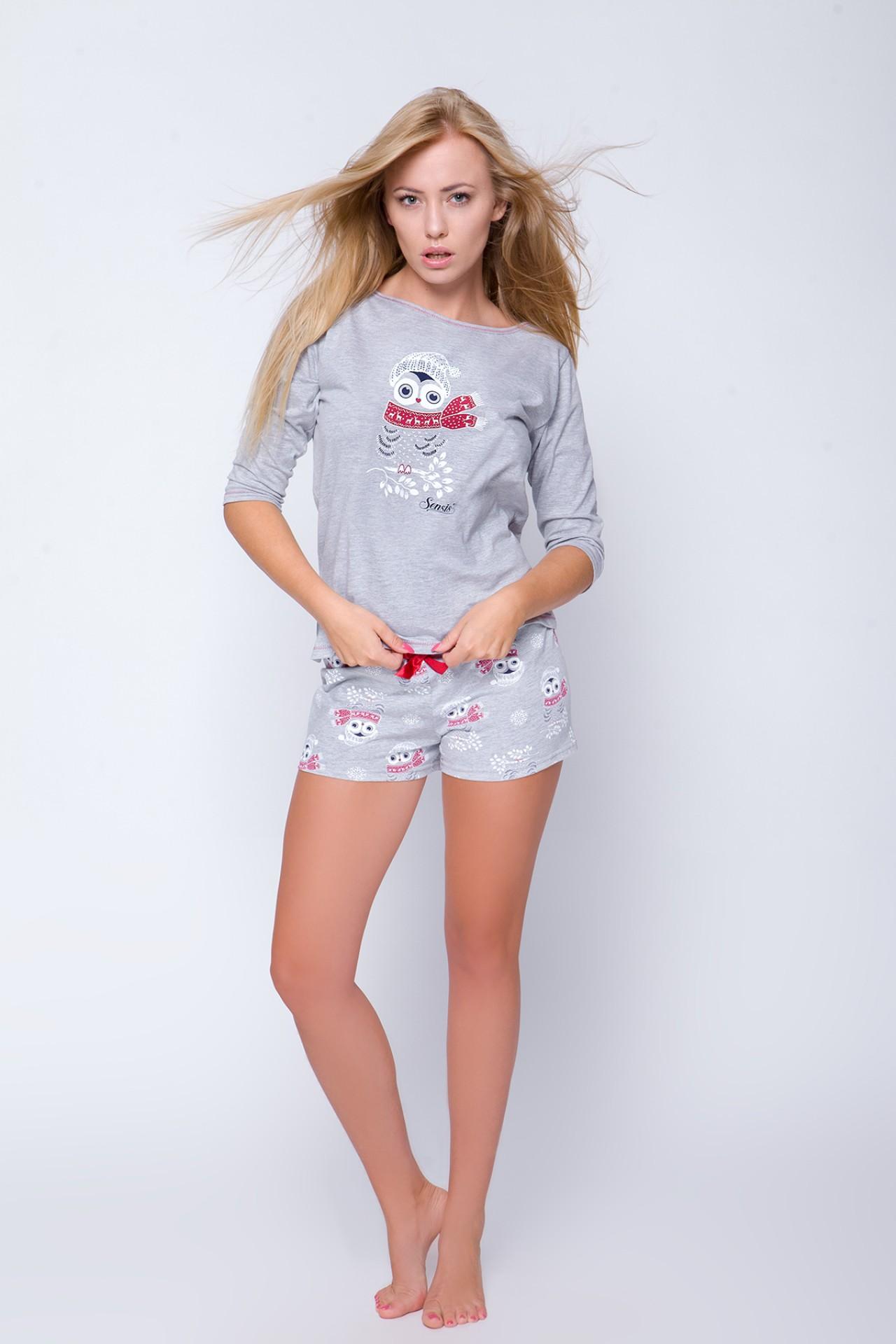 Пижама Pizama Snowy Owl